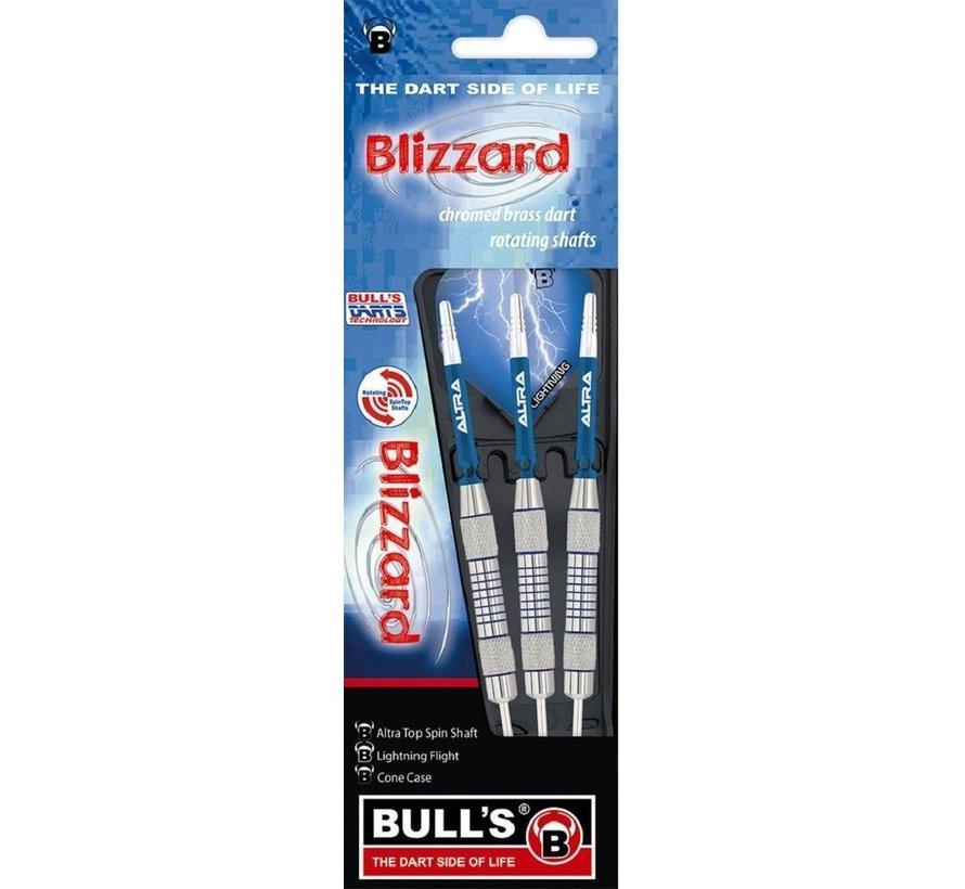 Bull's Blizzard steeltip brass darts