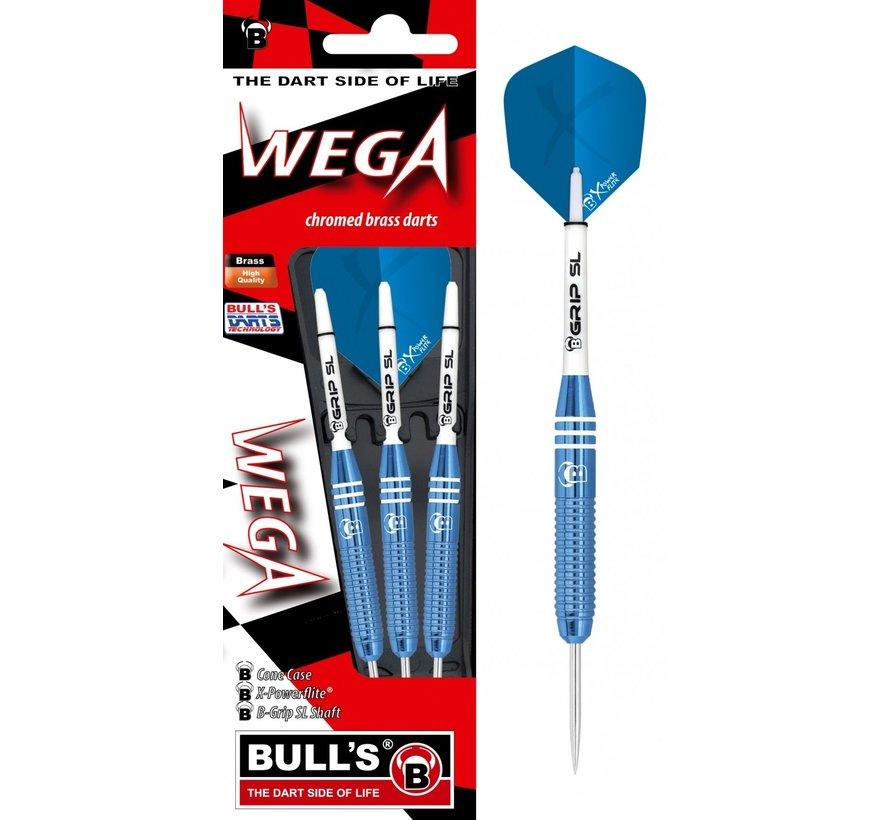 Bull's Wega Steel Darts Brass