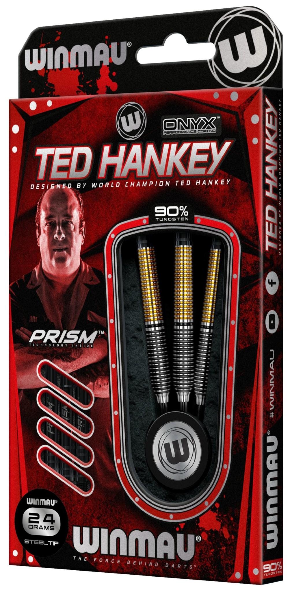 Winmau Darts Winmau Ted Hankey Special Edition 90% - 24 Gram