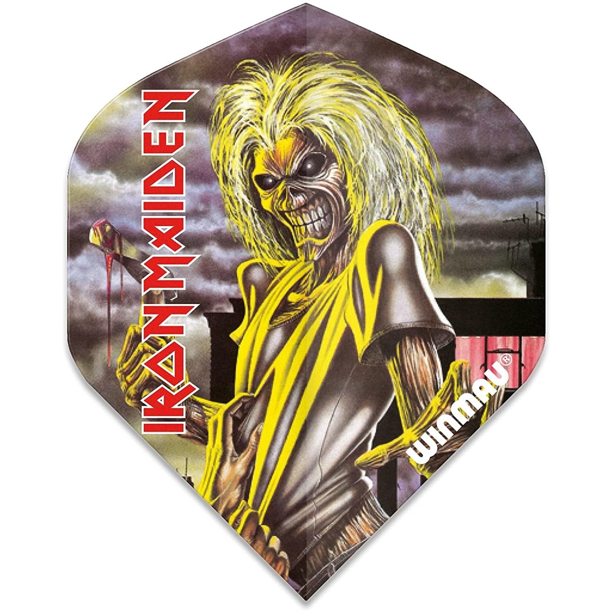 Winmau Darts Winmau Rock Legends Iron Maiden Killers