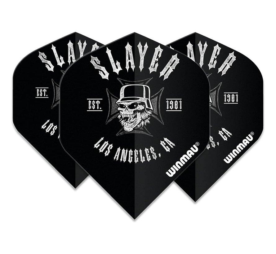 Winmau Rock Legends dart flights Slayer L.A.