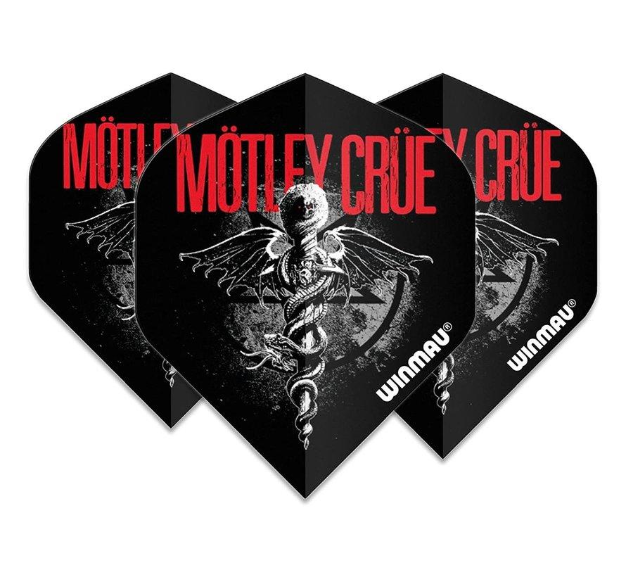 Winmau Rock Legends Motley Crue Feelgood