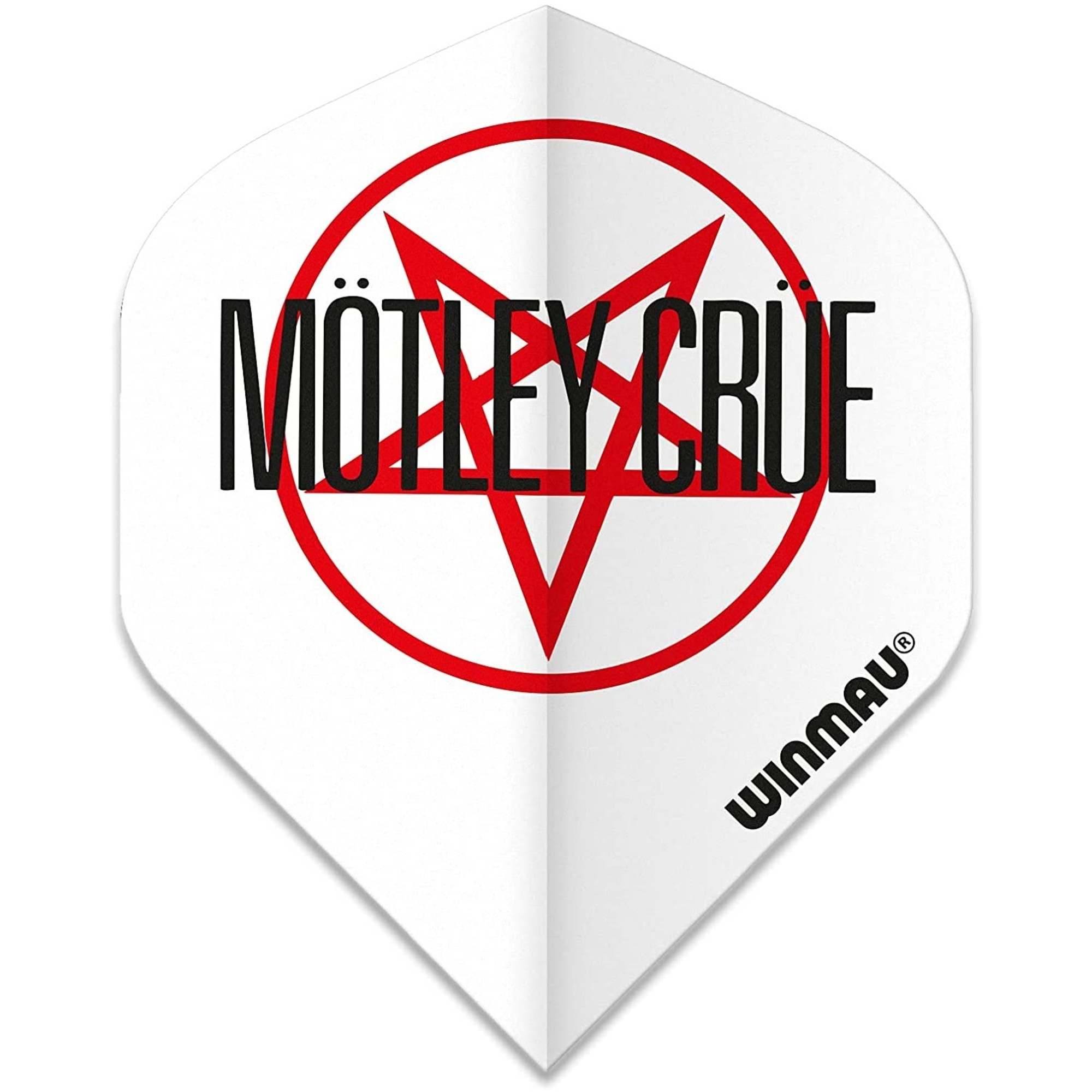 Winmau Darts Winmau Rock Legends Motley Crue Logo