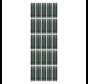 25 sets Dutch Darts nylon dart shafts - Black