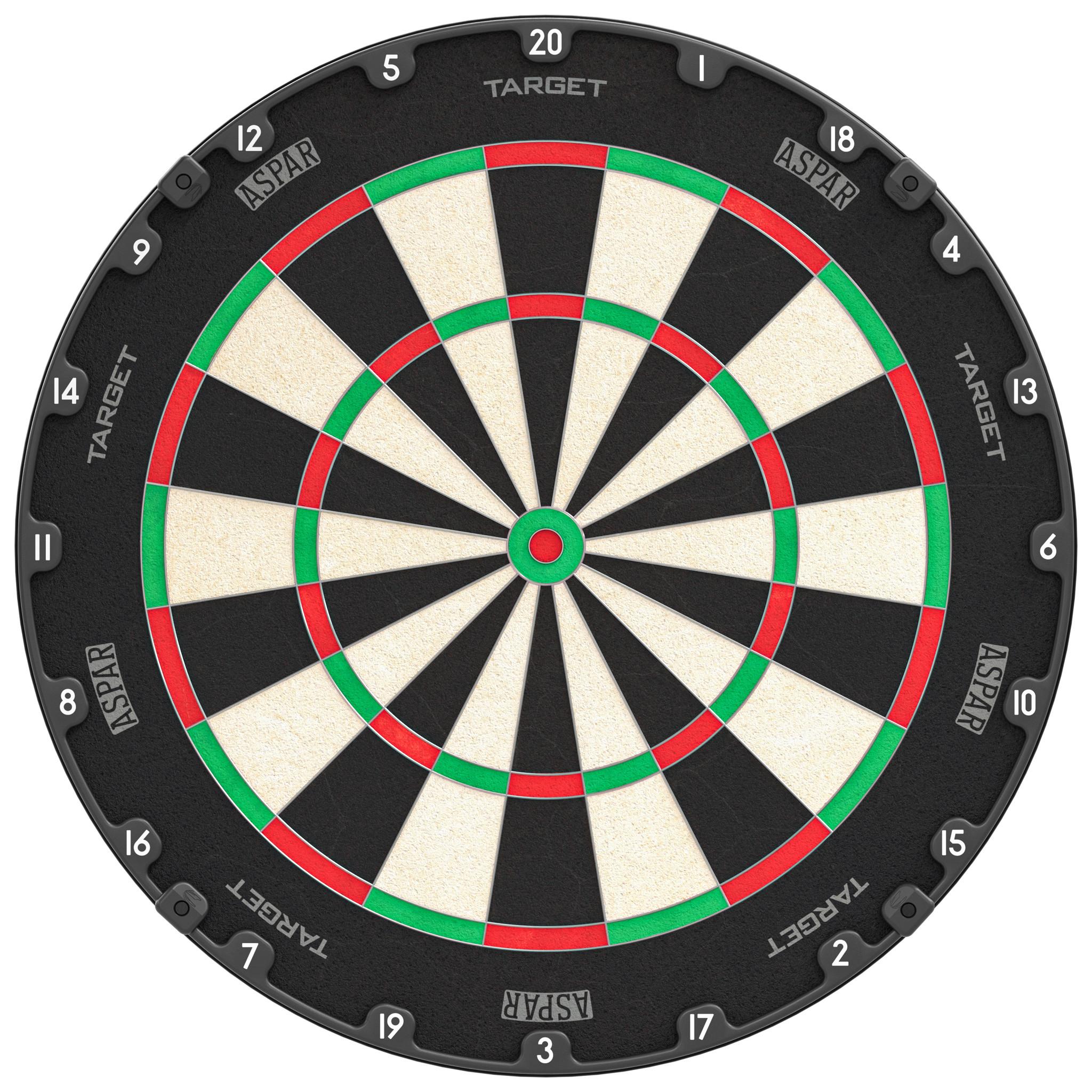 Target Darts Target Aspar Professioneel dartboard