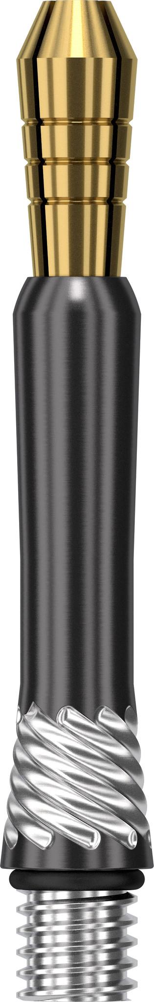 Target Darts Target Heli Ti dart shaft - Black