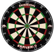 Mission darts Mission Samurai Dartbord - Bladewire II