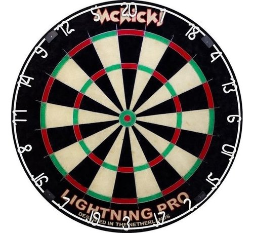 McKicks Mckicks Lightning Pro Dartbord