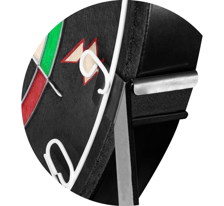 Mission Torus 100 Folding Portable Led Dartbord Verlichting