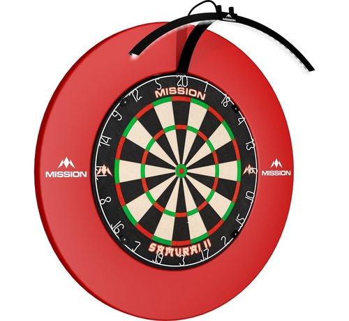 Mission darts Mission Torus 100 Folding Portable Led Dartbord Verlichting