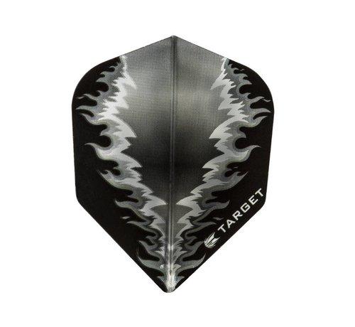 Target Darts VISION BLACK-BLACK FIRE