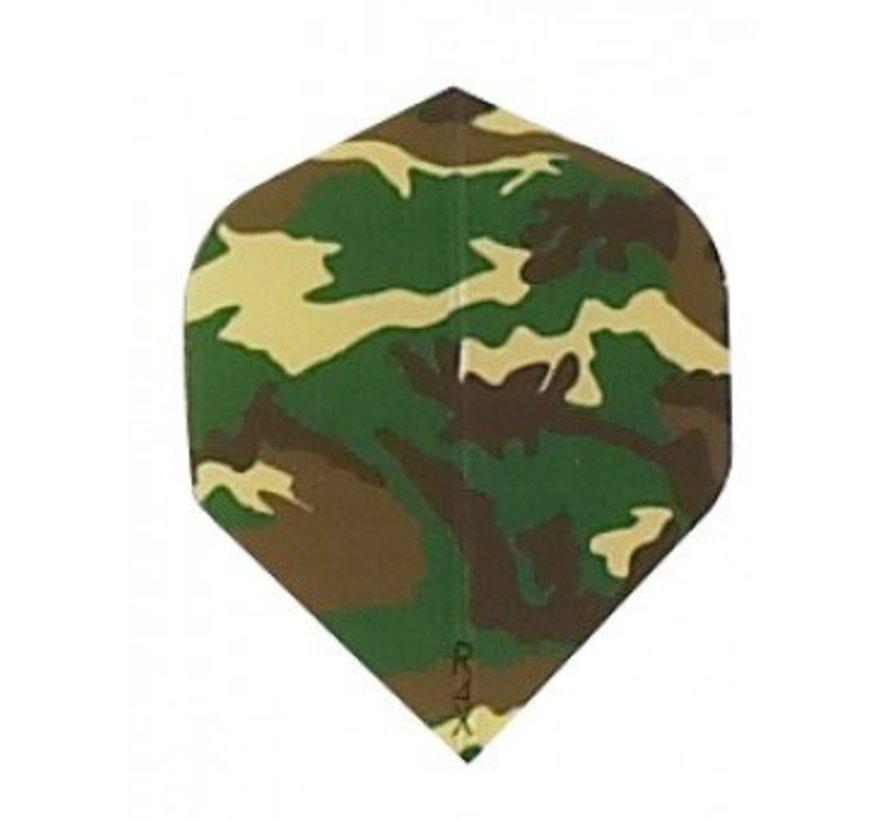 Dart Flight-Ruthless Jungle Camoflage