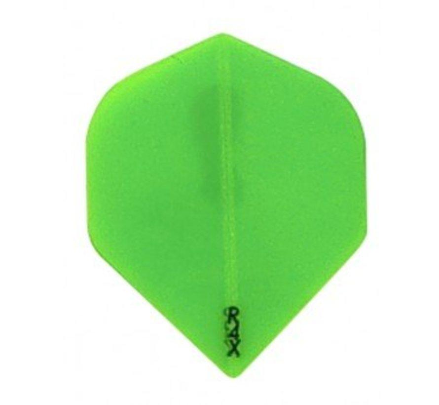 Dart Flight-R4X Transparant Green