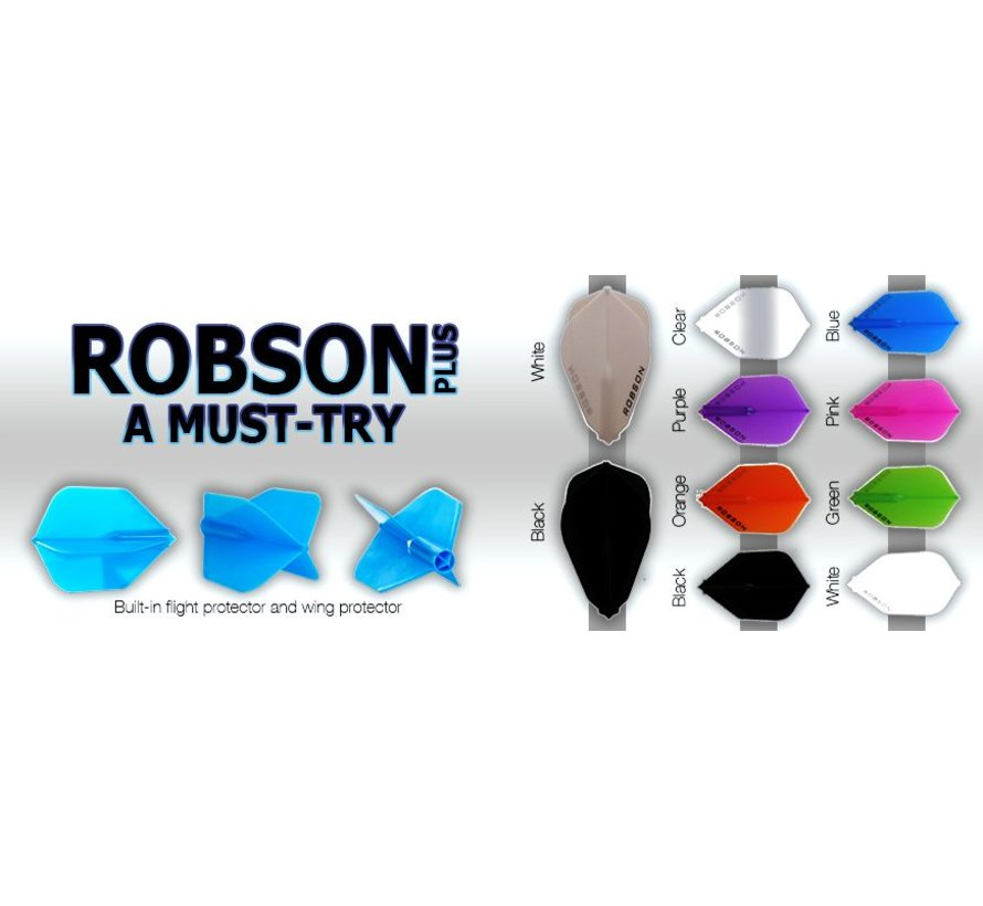 Robson Flight