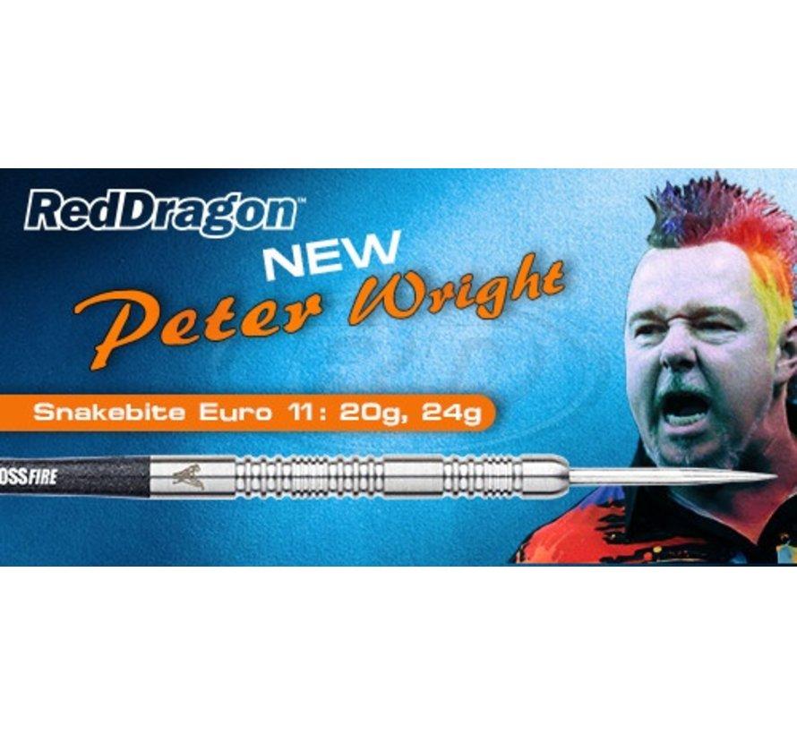 Peter Wright - Snakebite 11 - 85% Tungsten