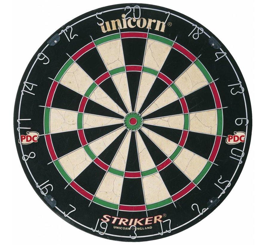 Unicorn Striker Dartbord