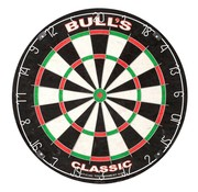 Bull's Darts: The darts in the air! Bull's Classic Dartbord