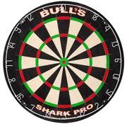 Bull's Darts: The darts in the air! Bull's Shark Pro Dartboard