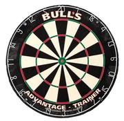 Bull's Darts: The darts in the air! Bull's Advantage Trainer Dartbord