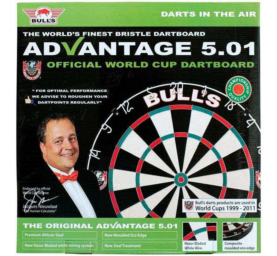 Bull's Advantage 501 Dartbord