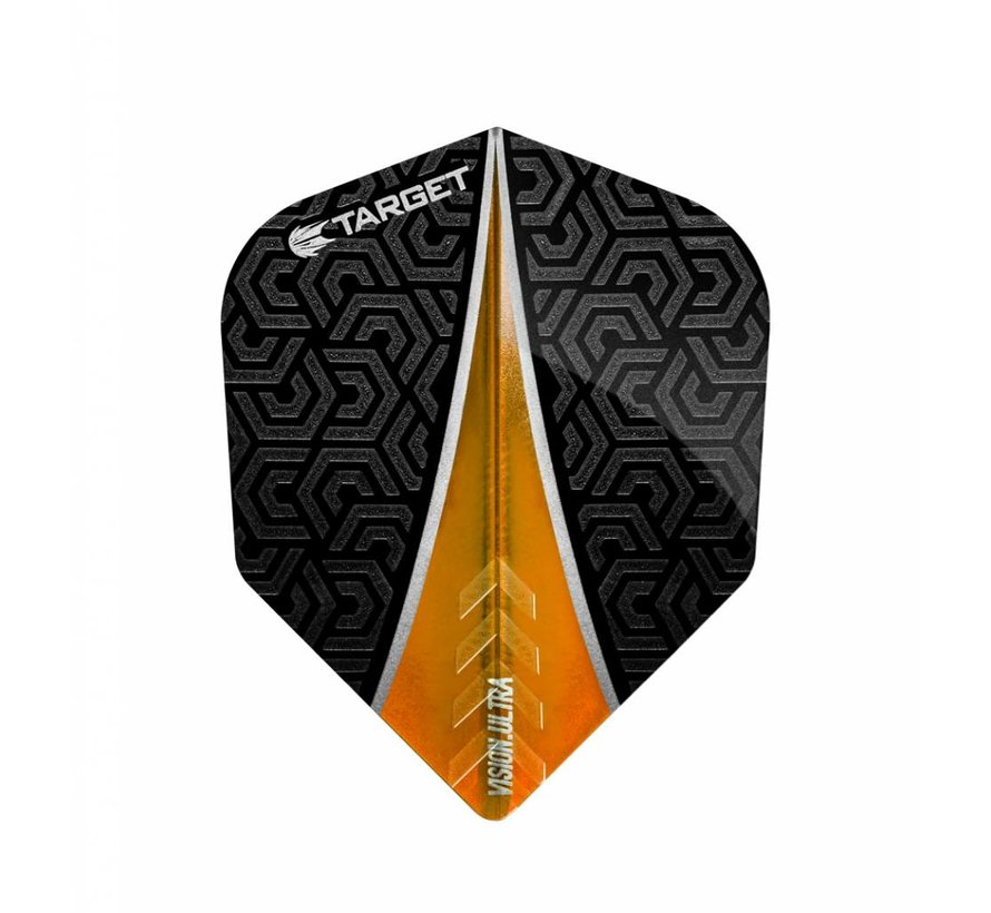 Vision Ultra Flight Fin Oranje No.6
