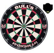 Bull's Darts: The darts in the air! Bull's Advantage 501 Dartbord