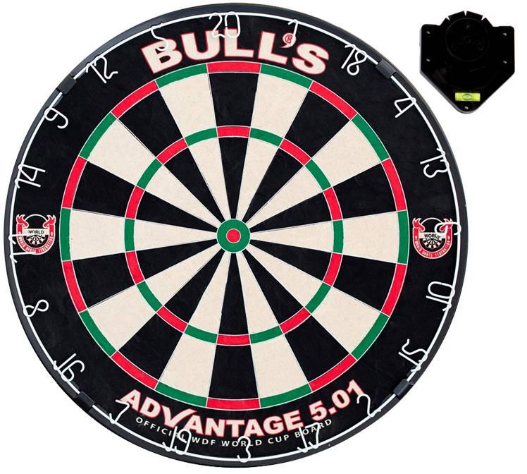 Afbeelding van Bull's Bull's Advantage 501 Dartbord