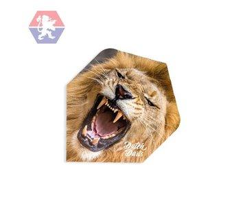 Dutch Darts Flight Lion
