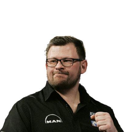 James Wade dart artikelen online kopen