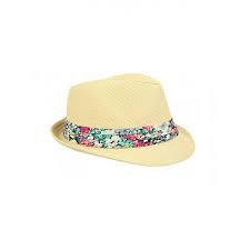 LOLA NOMADA Stro hoed