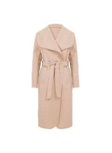 Fashion Mania Camel Coat