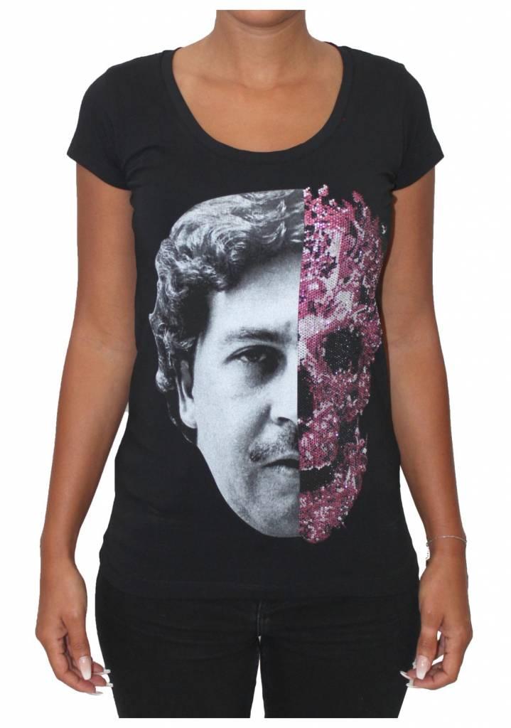 My Brand FlowerSkull Criminal My Brand Tops|Erka Fashion|My Brand