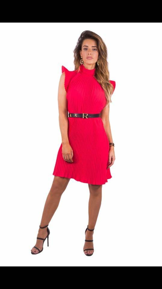 Royal Temptation Dress Juliana rood Royal Temptation Jurken & Rokken|Party Collectie|Erka Fashion|Royal Temptation