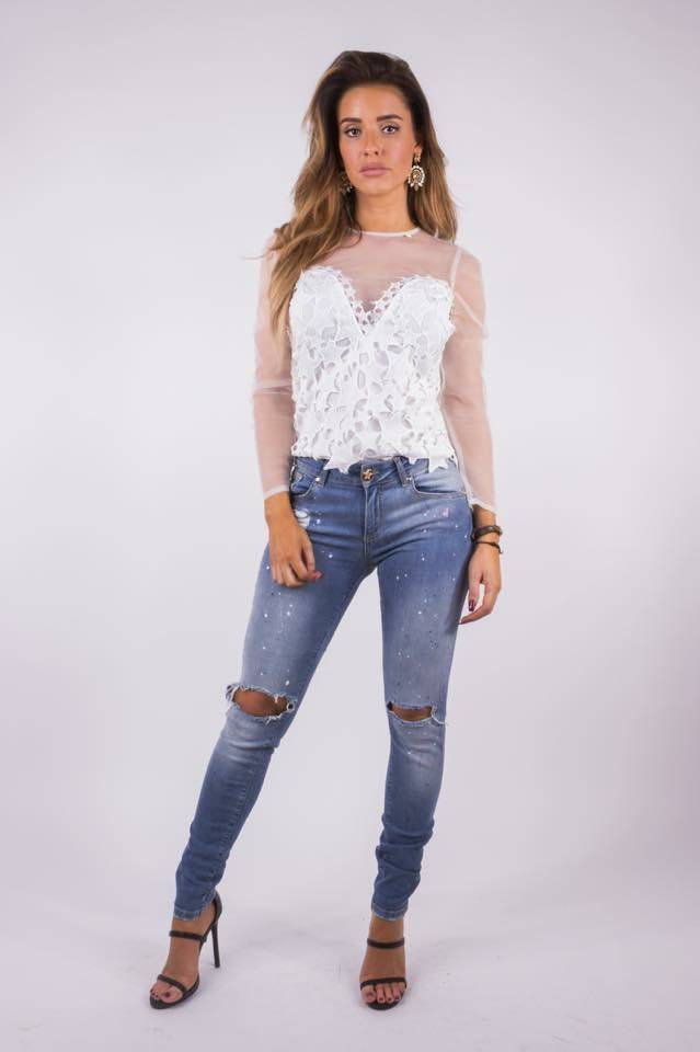 Royal Temptation Top Roana Royal Temptation Tops|Party Collectie|Erka Fashion|Royal Temptation