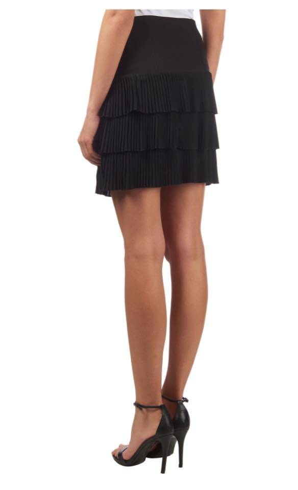 Royal Temptation Royal Temptation Skirt Rovar zwart