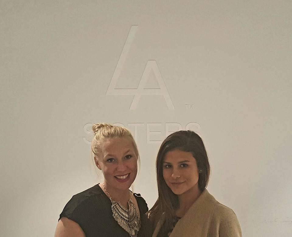 FashionMania visits LA Sisters