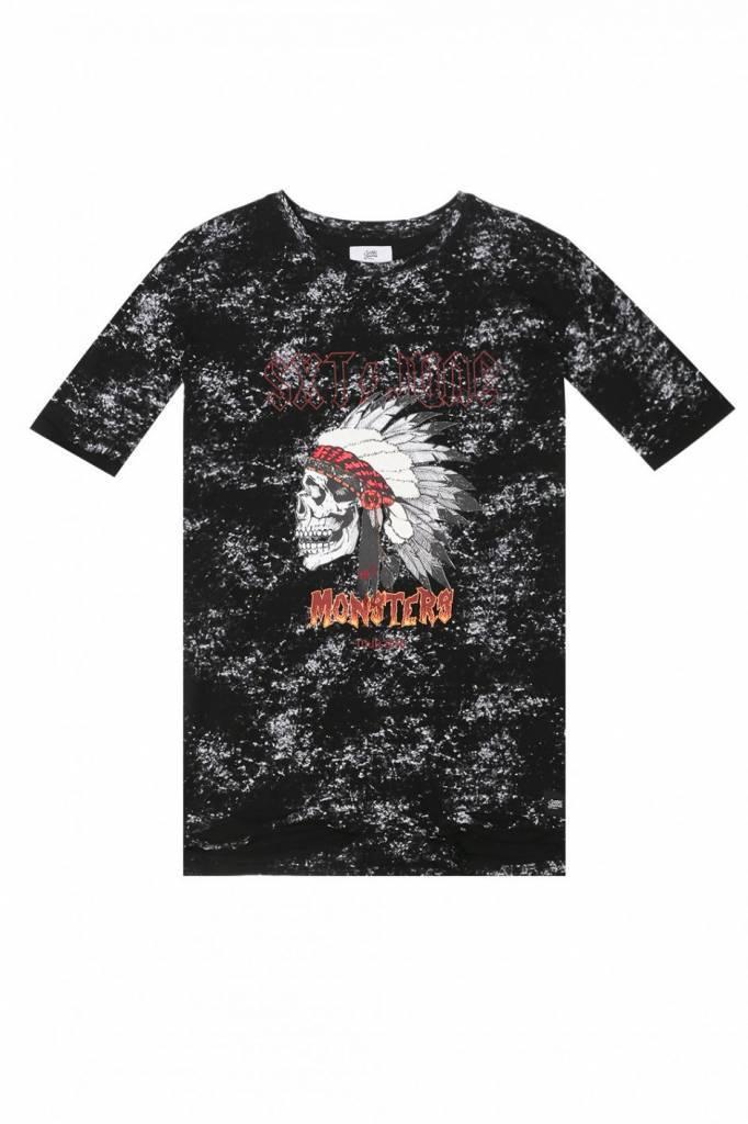 SIXTH JUNE Rock & Roll Tshirt Dress