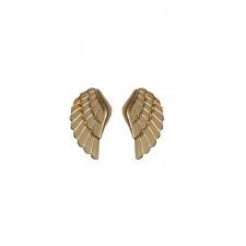 Fashion Mania Oobel Angel Wings Goud Fashion Mania Accessoires|Party Collectie