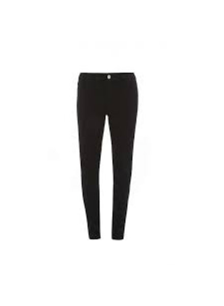 Fashion Mania Stretch broek zwart