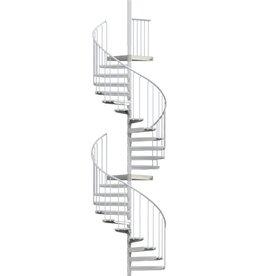 SCALANT Außentreppe SCARVO XL 180