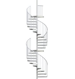 SCALANT Außentreppe SCARVO XL 160