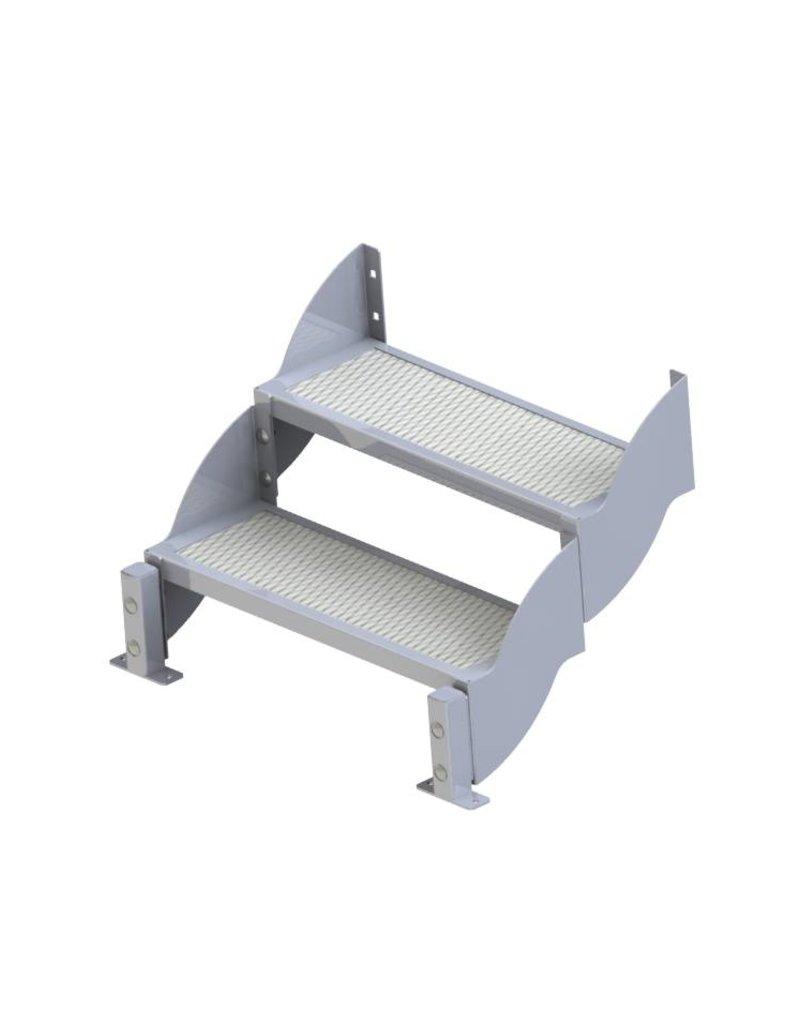 SCALANT Außentreppe SCATO 800 mit einer Stufenbreite von 80 cm