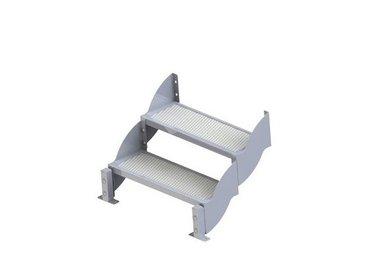 Außenwangentreppe SCARLO - Stufenbreite 800mm