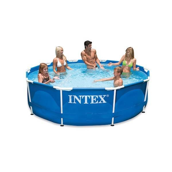 Intex Metal Frame zwembad 305 x 76 cm