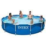 Intex Metal Frame zwembad 366 x 76 cm
