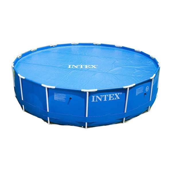 Intex solarzeil 366 cm