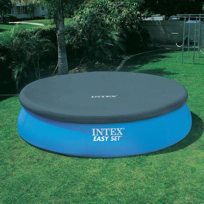 Intex afdekzeil zwembad Easy Set 305 cm