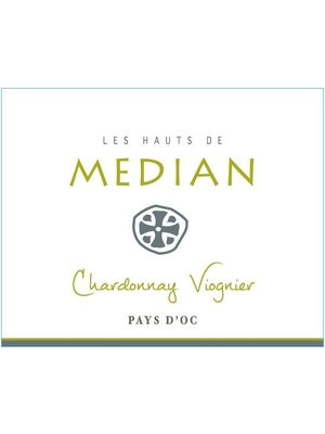 Median Median Chardonnay/Viognier 2017