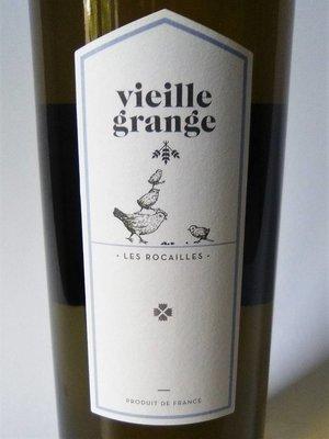 Calmel & Joseph Vieille Grange Les rocailles blanc