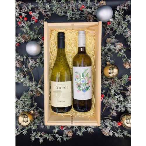 Witte wijn Combo